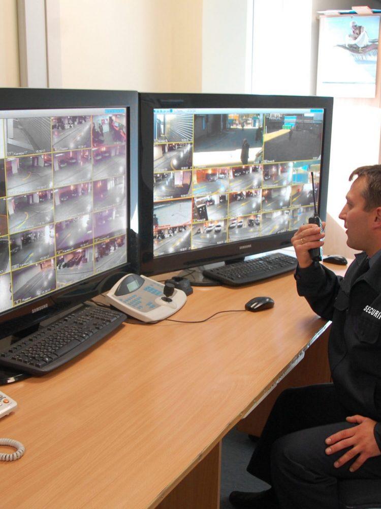 Sicherheitsdienst Gebäudereinigung 13